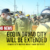 BREAKING: Duterte says ECQ in Davao City will be extended