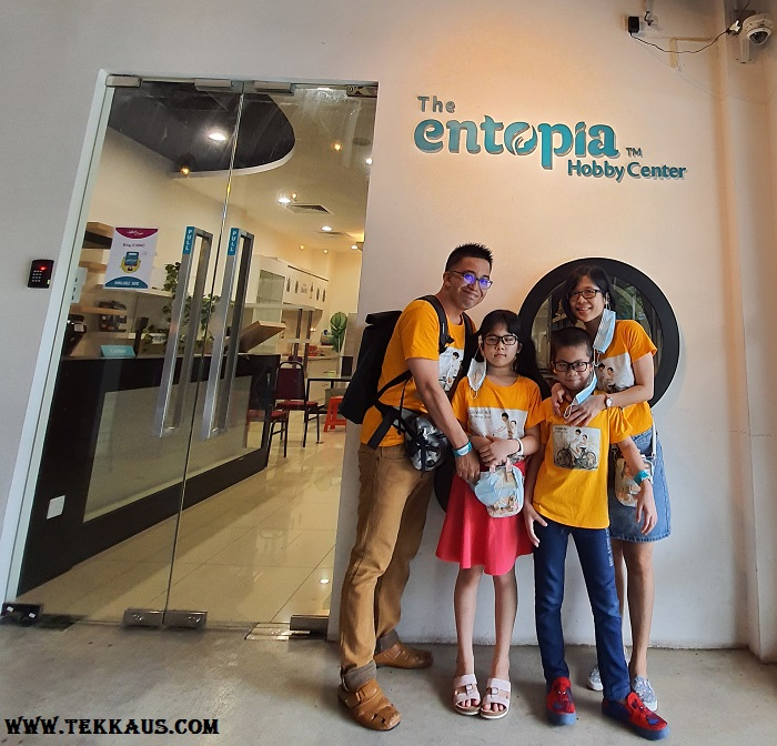 Fun Hour at Entopia Penang-Crawlies Alive