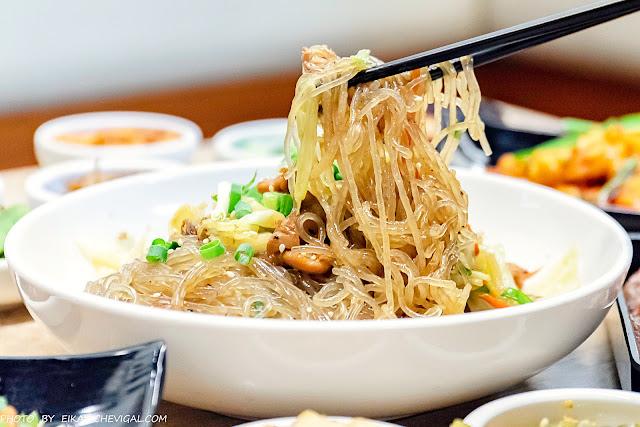MG 1558 - 熱血採訪│台中老字號韓式料理,多達近80種韓式料理任你挑,還有50種小菜讓你吃到飽!