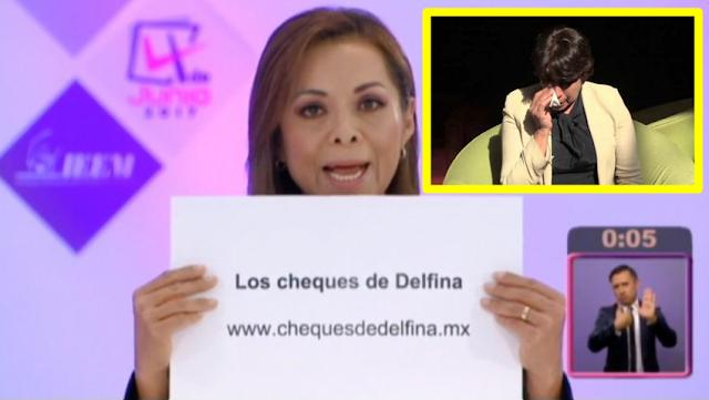 Josefina sacó el sartén y les tundió con todo a Delfina y Del Mazo, pero no explica los 900 Millones que le dio PEÑA!!