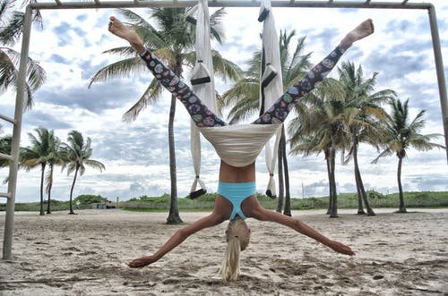 Flying Yoga or Aerial Yoga Is So Famous, But Why?