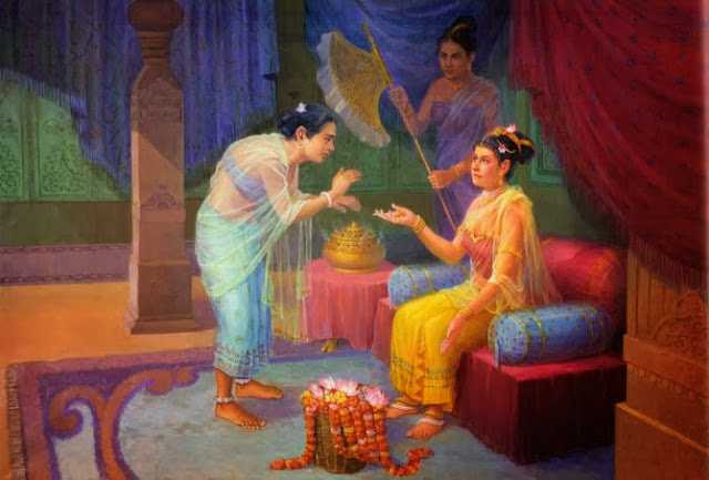 Đạo Phật Nguyên Thủy - Kinh Tăng Chi Bộ - Mẹ của Nanda