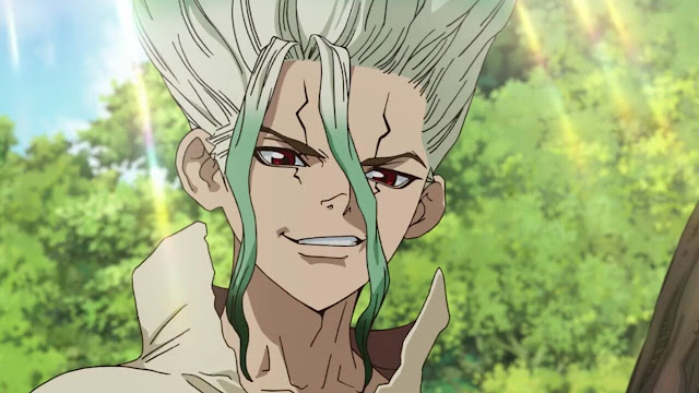 Dr.Stone Episode 1 Sub Indonesia: Stone World