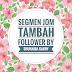 Segmen Jom Tambah Follower By Shuhaida Kabdy.