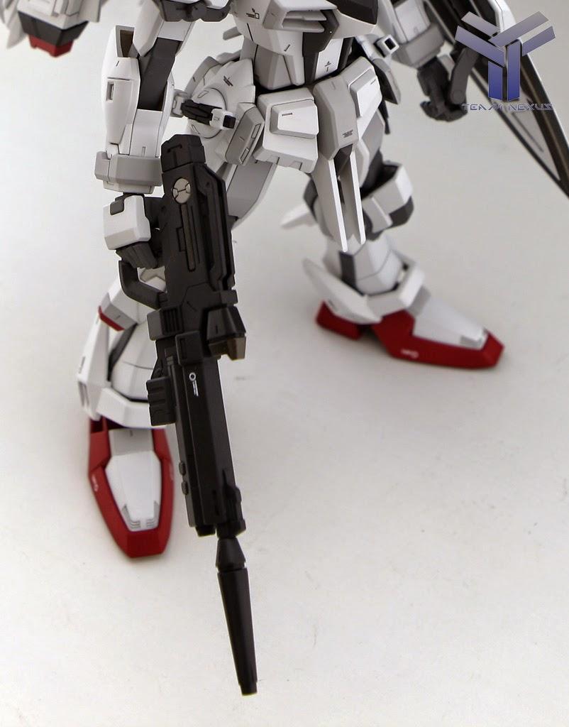 1 100 Akatsuki Gundam Quot Shiro Quot Gundam Kits Collection News And Reviews