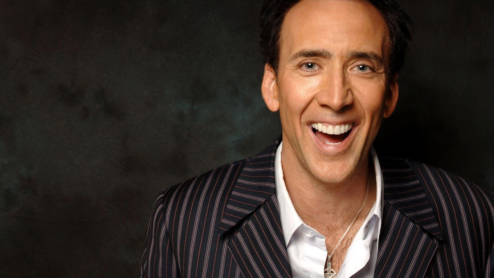 Nicolas Cage diz que não pretende se aposentar como ator