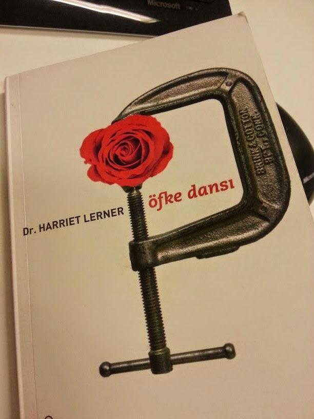 Öfke Dansı Kitap