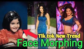 Face morph filter tiktok | How to get Face morph filter on TikTok