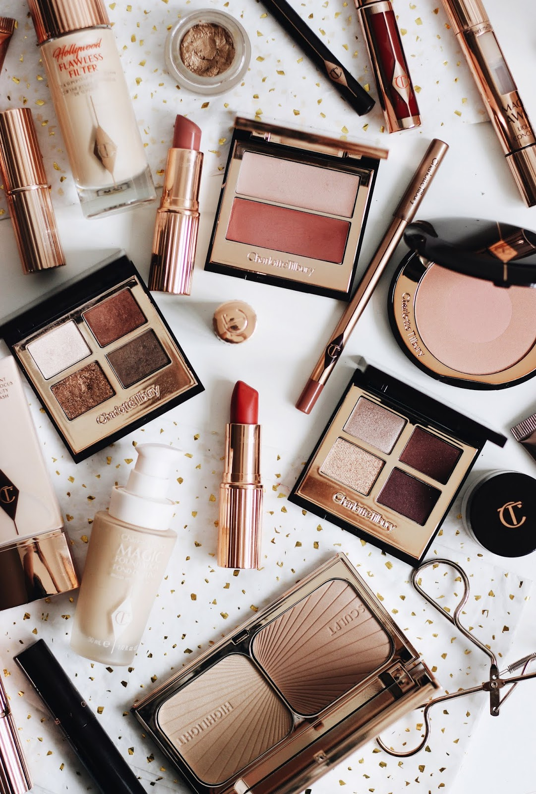 Charlotte Tilbury Makeup Collection