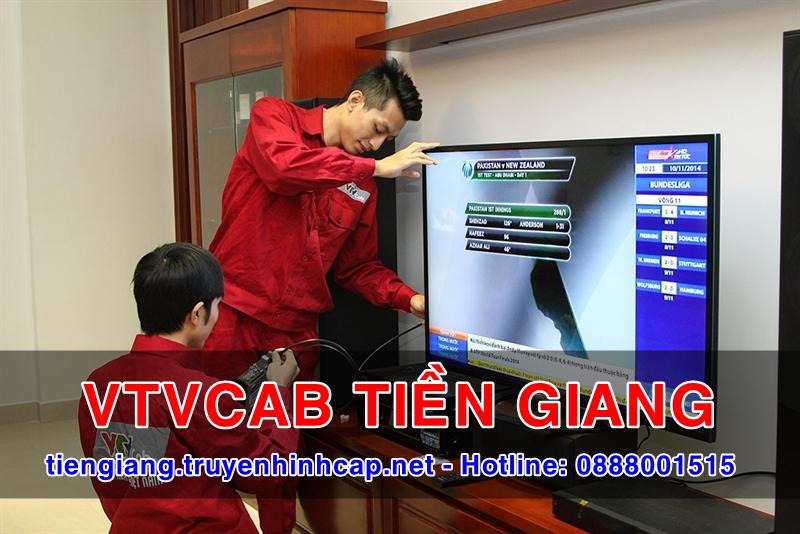 Danh sách VPGD của VTVcab tại Tiền Giang