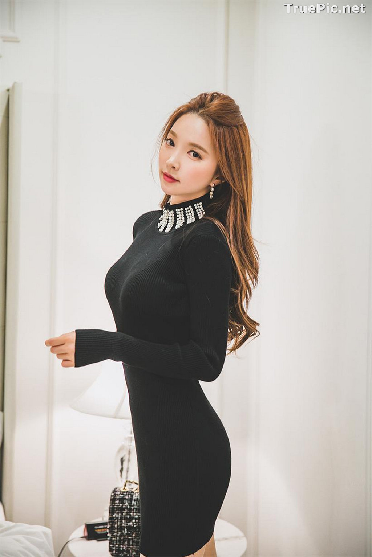 Image Korean Beautiful Model – Park Soo Yeon – Fashion Photography #12 - TruePic.net - Picture-60