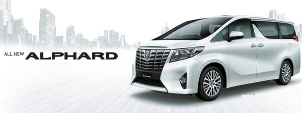 Spesifikasi Harga Toyota Alphard Bandung