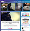 Alva 2020 Best Blogger Template