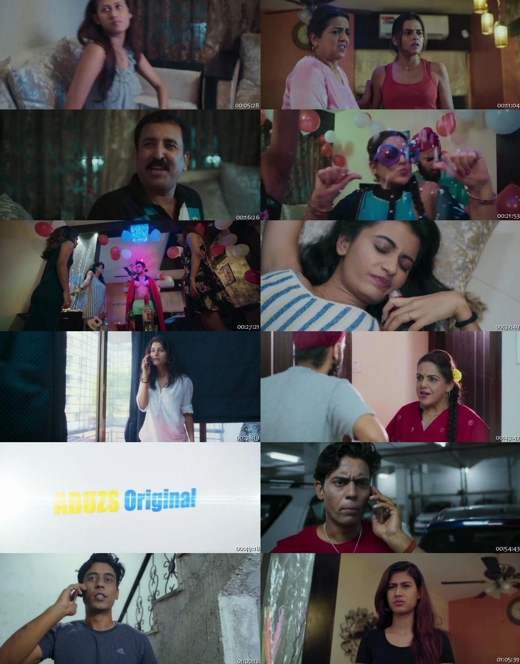 Nimmi's PG 2021 Full Hindi Movie Online Watch HDRip 720p