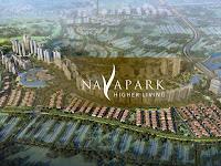 Nava Park Serpong, Komplek Hunian Mewah Tepi Danau