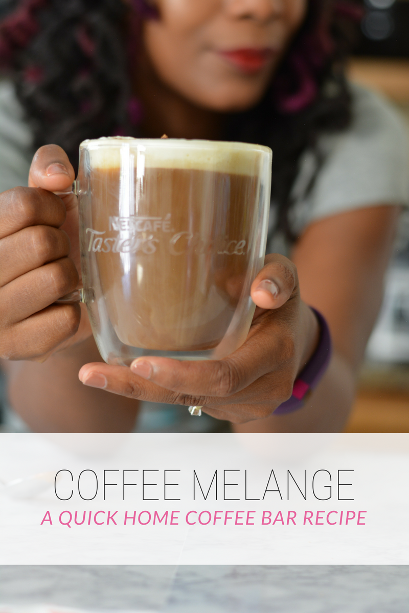 coffee melange coffee recipes
