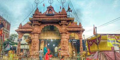 भव्य और आकर्षक हैं माँ चंडी का मंदिर ,दुर्ग(छ.ग)