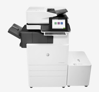Source: HP. The HP Color LaserJet Managed E87660 MFP.