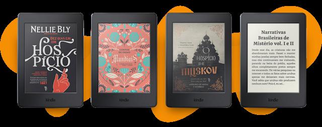 Visão artística dos e-books