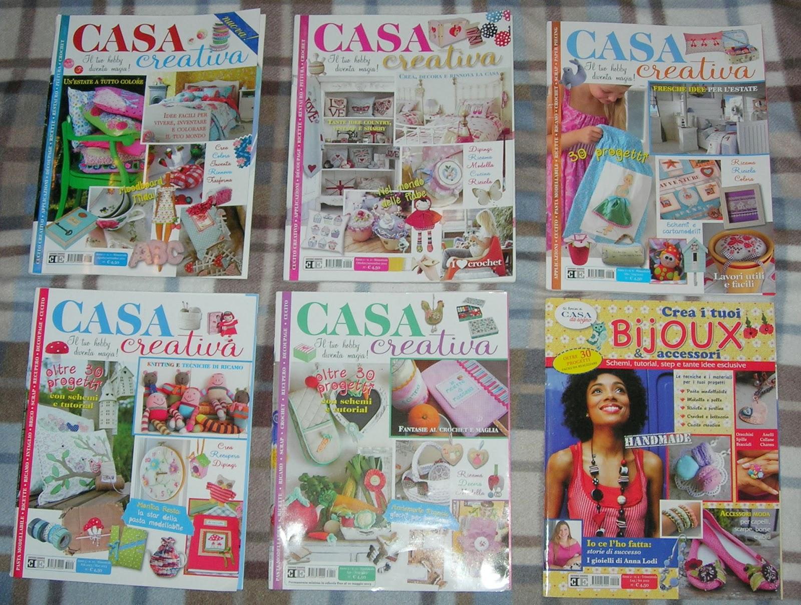 765affe60e02 Possiedo tantissime riviste creative e data la mancanza di spazio