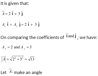 NCERT Solutions for Class 11th: Ch 4 Motion In A Plane