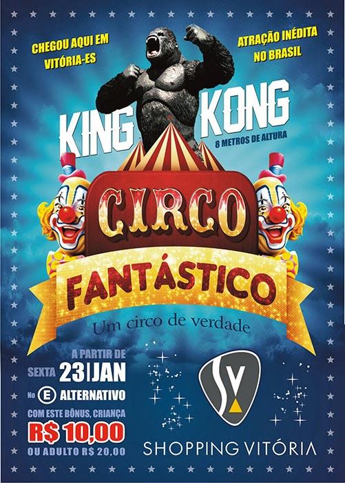 Circo Fantástico em Vitória