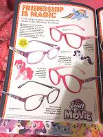 Range of MLP The Movie Glasses