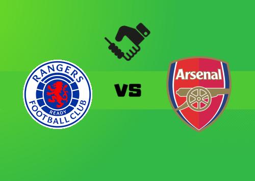 Glasgow Rangers vs Arsenal  Resumen y Partido Completo
