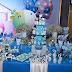 Thực đơn buffet sinh nhật liên hoan