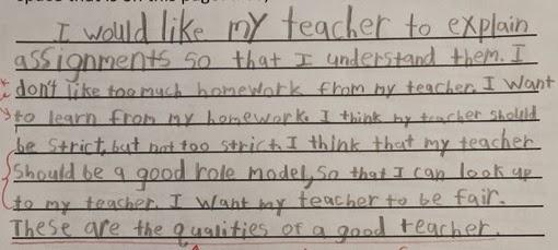 akiba schechter s blog what makes a good teacher  what makes a good teacher