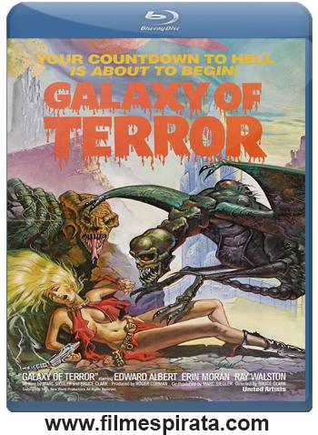 Galáxia do Terror Torrent – BluRay Rip 720p e 1080p Dublado (1981)