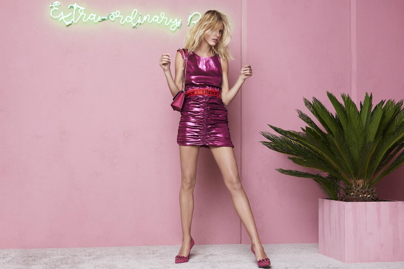 innovative design 479f6 40550 Patrizia Pepe: borse, scarpe e abiti glam rock alla fashion ...