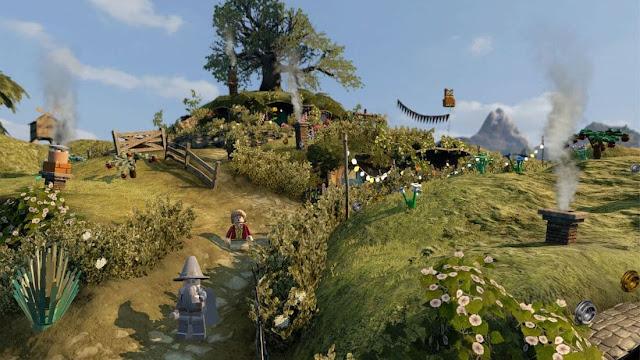 Imagem do LEGO: The Hobbit