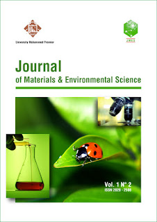 Journal of Materials and Environmental Science (JMES)