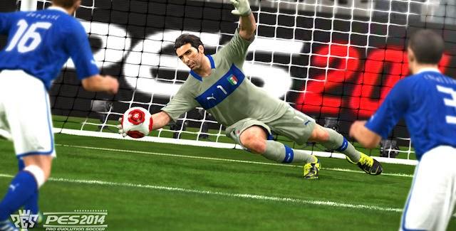 Pro Evolution Soccer 2014 [PSP] ~ Haikall599