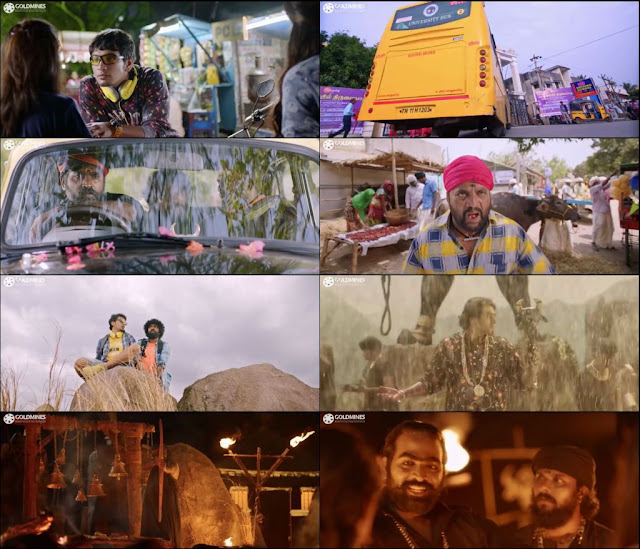 Oru Nalla Naal Paathu Solren 2018 Hindi Dubbed 720p WEBRip