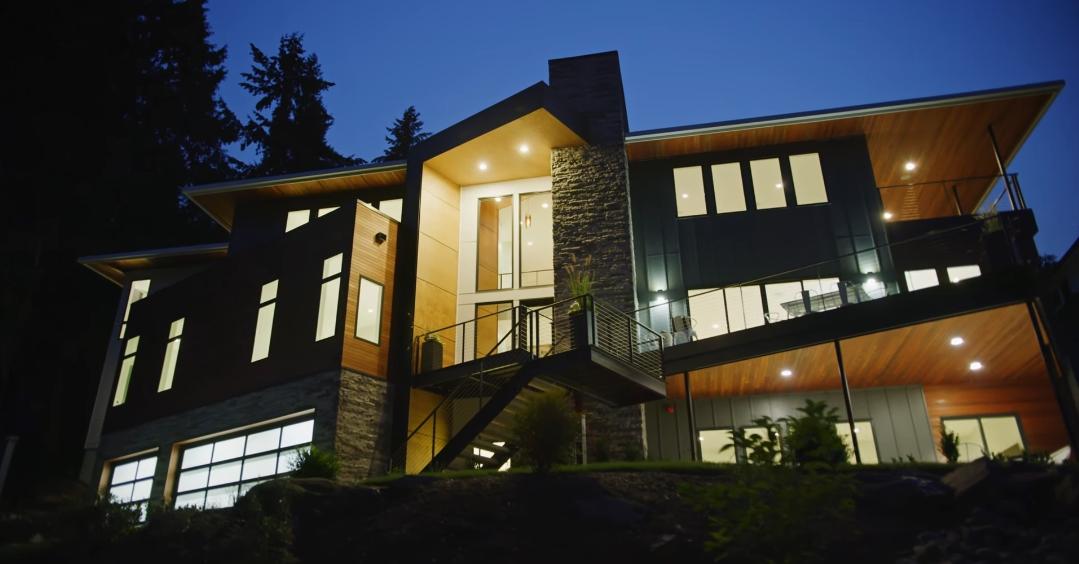 33 Interior Design Photos vs. 550 99th Ave SE, Bellevue, WA Luxury Home Tour