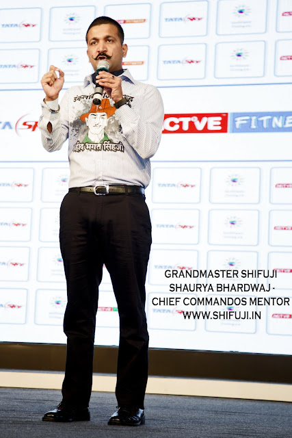 Grandmaster Shifuji Corporate Speaker