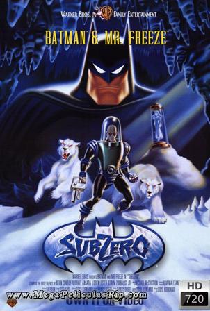 Batman & Mr Freeze SubZero 720p Latino