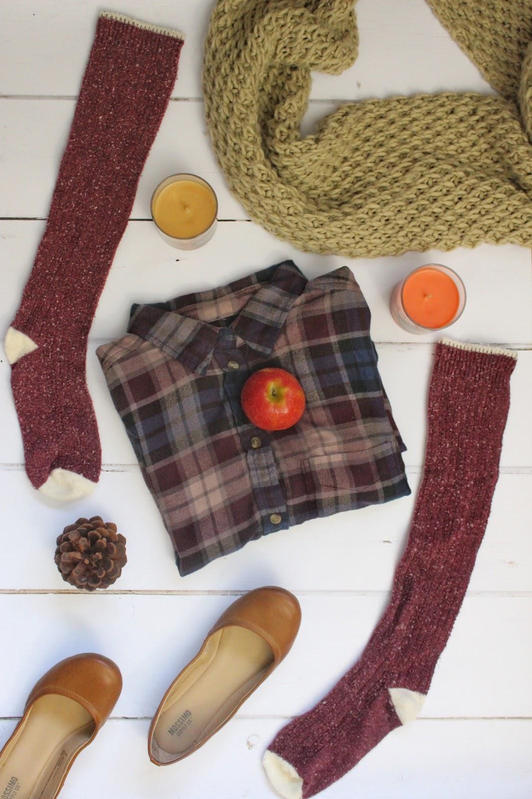 Through Falling Leaves: My Autumn Bucket List