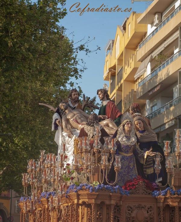 La Sagrada Mortaja de Jerez seguirá en la Visperas en el 2020