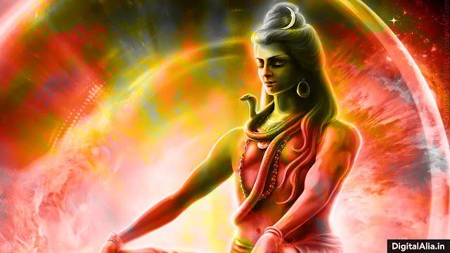 lord shiva parvati image