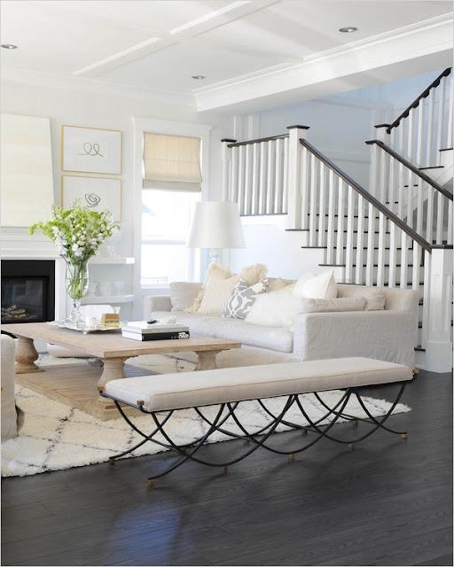 best modern farmhouse living room paint colors 2019-2020