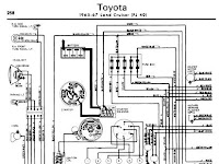 Fj 40 Wiring Diagram