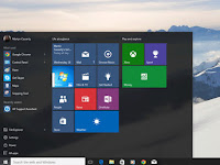 Windows 10 တြင္ Start Menu ခလုတ္ အလုပ္မလုပ္သည့္ ျပႆနာေျဖရွင္းျခင္း