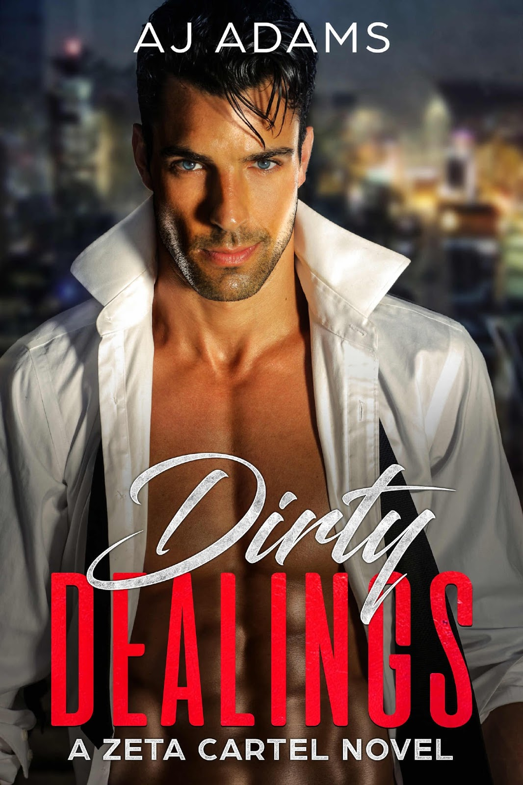 He is ready to commit murder #darkromance #dirtydealingsblitz A J Adams