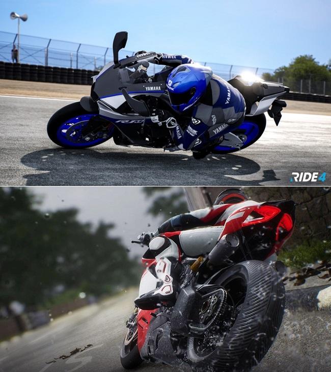 Compare Ride 4 vs Ride 3 Bikes
