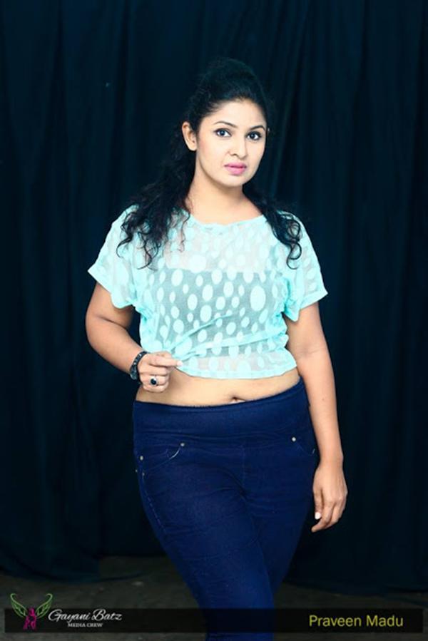 Sri Lankan Actress Dulani Anuradha