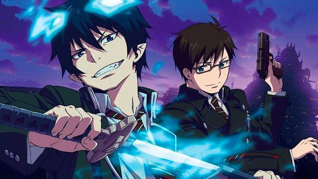Anime Ao no Exorcist llegará a Funimation Latinoamérica