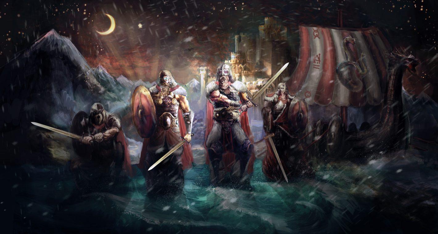 Os Doze Deuses Mais Importantes na Mitologia Nórdica